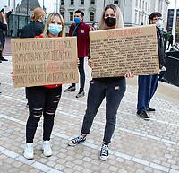 Black Lives Matter' demonstration  held in Birmingham Photos by Chris Wynne