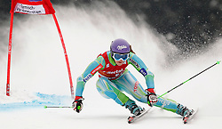 SKI ALPIN: Weltcup, Riesenslalom, Damen, Garmisch-Partenkirchen, 11.03.2010<br /> Tina MAZE (SLO)<br /> Photo by Pixathlon / Sportida Photo Agency
