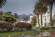 Otavalo main Square , Ecuador, South America