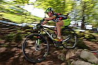 CYCLING - UCI WORLD CUP MOUNTAIN BIKE 2012 - LA BRESSE (FRA) - 19-20/05/2012 - PHOTO PATRICK PICHON / DPPI - ELITE WOMEN - GUNN-RITA DAHLE FLESJAA (NOR) / WINNER