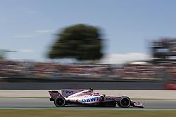 May 14, 2017 - Barcelona, Spain - Motorsports: FIA Formula One World Championship 2017, Grand Prix of Spain, .#31 Esteban Ocon (FRA, Sahara Force India F1 Team) (Credit Image: © Hoch Zwei via ZUMA Wire)
