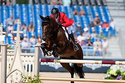 Muff Werner, SUI, Daimler<br /> World Equestrian Games - Tryon 2018<br /> © Hippo Foto - Dirk Caremans<br /> 21/09/2018