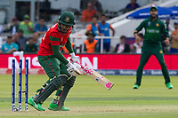 Cricket - 2019 ICC Cricket World Cup - Group Stage: Pakistan vs. Bangladesh<br /> <br /> Mushfiqur Rahim b  Wahab Riaz <br /> at Lord's<br /> <br />  colorsport/winston bynorth