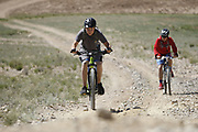 SHOT 5/20/17 9:58:11 AM - Emery County is a county located in the U.S. state of Utah. As of the 2010 census, the population of the entire county was about 11,000. Includes images of mountain biking, agriculture, geography and Goblin Valley State Park. (Photo by Marc Piscotty / © 2017)