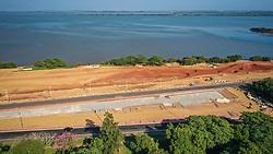 Terceiro trecho da Orla Moacyr Scliar entre a Av. Ipiranga e o S.C.Internacional. Foto: Jefferson Bernardes/. FOTO: Jefferson Bernardes/ Agência Preview