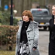 NLD/Leusden/20180306 - Uitvaart Mies Bouwman, Liesbeth List en dochter Elisah