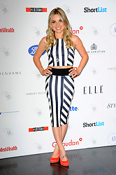 Sian Welby attends the FiFI UK Fragrance Awards 2013 at The Brewery on May 16, 2013 in London, England, May 16, 2013. Photo by:  Chris Joseph / i-Images