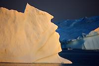 Iceberg, Disko bay, Greenland, saqqaq