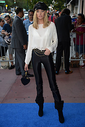 August 16, 2017 - New York, NY, USA - August 16, 2017  New York City..Elsa Hosk attending the 'The Tick' TV show premiere on August 16, 2017 in New York City. (Credit Image: © Kristin Callahan/Ace Pictures via ZUMA Press)