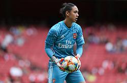 Manuela Zinsberger of Arsenal - Mandatory by-line: Arron Gent/JMP - 28/07/2019 - FOOTBALL - Emirates Stadium - London, England - Arsenal Women v Bayern Munich Women - Emirates Cup