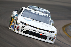 March 10, 2018 - Avondale, Arizona, United States of America - March 10, 2018 - Avondale, Arizona, USA: Tyler Reddick (9) brings his car through the turns during the DC Solar 200 at ISM Raceway in Avondale, Arizona. (Credit Image: © Chris Owens Asp Inc/ASP via ZUMA Wire)