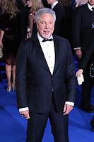 Tom Jones, Mary Poppins Returns European Premiere, Royal Albert Hall, Kensington Gore, London, UK, 12 December 2018, Photo by Richard Goldschmidt
