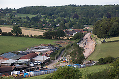 2020-07-17-18 HS2 works: Chilterns
