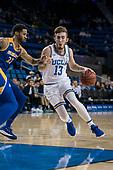 NCAA Basketball-San Jose State at UCLA-Dec 1, 2019