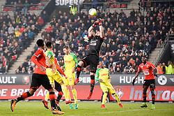 November 25, 2017 - Rennes, France - 40 Tomas KOUBEK  (Credit Image: © Panoramic via ZUMA Press)