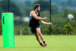 Alec Hepburn in action as Exeter Chiefs take part in stage one training as Premiership Rugby clubs take the first steps towards a return to play in August after the Covid-19 enforced break - Rogan/JMP - 19/06/2020 - RUGBY UNION - Sandy Park - Exeter, England - Gallagher Premiership.