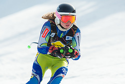 FON Kristina  of Slovenia during Women's Super Combined Slovenian National Championship 2014, on April 1, 2014 in Krvavec, Slovenia. Photo by Vid Ponikvar / Sportida