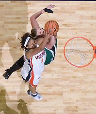 20070319 - Virginia v Charlotte (NCAA Women's NIT Basketball Tournament 2nd Rd)
