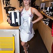 NLD/Amsterdam/20130905 - Lancering lingerielijn Pretty Wild, Victoria Koblenko