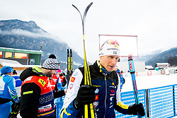 January 6, 2018 - Val Di Fiemme, ITALY - 180106 Daniel Rickardsson of Sweden after men's 15km mass start classic technique during Tour de Ski on January 6, 2018 in Val di Fiemme..Photo: Jon Olav Nesvold / BILDBYRN / kod JE / 160122 (Credit Image: © Jon Olav Nesvold/Bildbyran via ZUMA Wire)