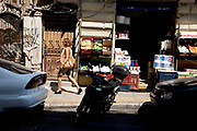 Street scene in Omonia. Athens is the capital and largest city of Greece. It dominates the Attica periphery and is one of the world's oldest cities, as its recorded history spans around 3,400 years. Classical Athens was a powerful city-state. A centre for the arts, learning and philosophy.