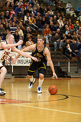 28 December 2006 State Farm Holiday Basketball Tournament. HartEm v TriValley.  Boys Class A,Normal Community West High School, Illinois