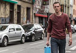 RELEASE DATE: February 3, 2017 TITLE: Collide STUDIO: Open Road Films DIRECTOR: Eran Creevy PLOT: An American backpacker gets involved with a ring of drug smugglers as their driver, though he winds up on the run from his employers across Cologne high-speed Autobahn STARRING: Nicholas Hoult as Casey (Credit: