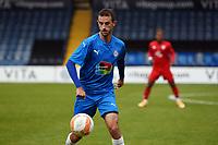 Adam Thomas. Stockport County 2-1 Kidderminster Harriers. Pre-Season Friendly. 28.9.20