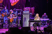 COLUMBIA, MD - May 14, 2015 - Bob Weir and Grace Potter perform during the Dear Jerry: Celebrating the Music of Jerry Garcia concert at Merriweather Post Pavilion in Columbia, MD. (Photo by Kyle Gustafson / For The Washington Post)