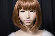 ERICA: ERATO ISHIGURO Symbiotic Human-Robot Interaction Project<br /> <br /> <br /> Fotograf: Christina Sjögren<br /> Copyright 2018, All Rights Reserved