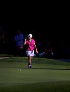 29 MAR15  Eventual Champion Christie Kerr during Sunday's Final Round of The KIA Classic at Aviara Golf Club in LaCosta, California. (photo credit : kenneth e. dennis/kendennisphoto.com)