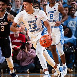 2018-12-15 Gonzaga at North Carolina basketball