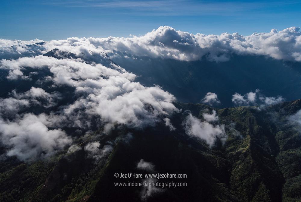 Near Kelimutu, Ende, Flores, Nusa Tenggara Timur, Indonesia.