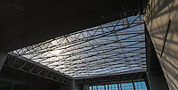 Interior Image of ETFE Skylight in Rockville Maryland Office Building by Jeffrey Sauers of Commercial Photographics, Architectural Photo Artistry in Washington DC, Virginia to Florida and PA to New England