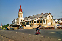 Anglican Church, Victoria Road, Cape Coast