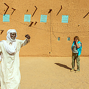 Alessandra Morelli, head of UNHCR in Niger