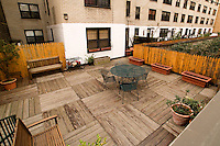 Garden at 315 East 65th Street