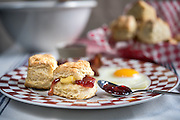 Buttermilk Biscuits by Rodney Bedsole, a food photographer based in Nashville and New York City.