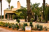 08-10-2015 -  Foto van Prijzen caddies bij Golf du Soleil in Agadir, Marokko. De 36 holes van Golf du Soleil werden ontworpen door Fernando Muela en Gerard Courbin.