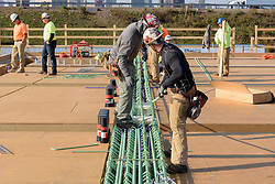 Boathouse at Canal Dock Phase II   State Project #92-570/92-674 Construction Progress Photo Documentation No. 05 on 17 November 2016. Image No. 27