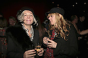 Thelma Speirs and Mandy Lennard, Solange Azagury-Partridge launches her  perfume plus her new jewellery collection at her store in Westbourne Grove. London. 14 November 2006. ONE TIME USE ONLY - DO NOT ARCHIVE  © Copyright Photograph by Dafydd Jones 66 Stockwell Park Rd. London SW9 0DA Tel 020 7733 0108 www.dafjones.com