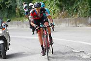Alessandro De Marchi (ITA - BMC) during the 101th Tour of Italy, Giro d'Italia 2018, stage 17, Riva del Garda - Iseo 155 km on May 23, 2018 in Italy - Photo Luca Bettini / BettiniPhoto / ProSportsImages / DPPI
