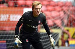 Charlton Athletic Under 23 goalkeeper Ashley Maynard-Brewer