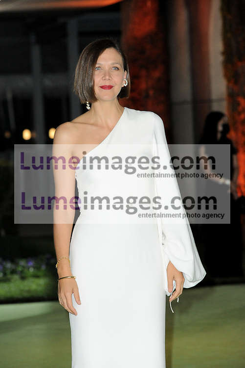 Maggie Gyllenhaal at the Academy Museum of Motion Pictures Opening Gala held in Los Angeles, USA on September 25, 2021.