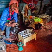 Coffee Ceremony by Desta Derubu