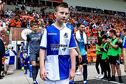 Bristol Rovers mascot at Blackpool - Mandatory by-line: Robbie Stephenson/JMP - 03/08/2019 - FOOTBALL - Bloomfield Road - Blackpool, England - Blackpool v Bristol Rovers - Sky Bet League One