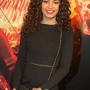 NLD/Amsterdam/20151116 - Filmpremiere The Hunger Games: Mokingjay-part 2, Julia Tan
