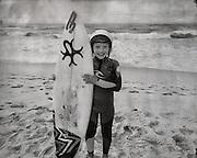 Sockie Norris - Merewether Surfboard Club