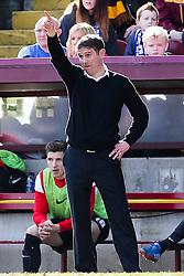Bradford City Manager, Phil Parkinson   - Photo mandatory by-line: Matt McNulty/JMP - Mobile: 07966 386802 - 07/03/2015 - SPORT - Football - Bradford - Valley Parade - Bradford City v Reading - FA Cup - Quarter Final