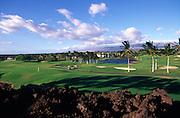 Mauna Lani Golf Course, Kohala, Island of Hawaii<br />